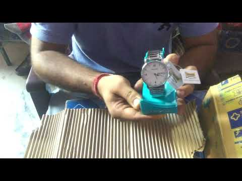 FLIPKART AMAZON UNBOXING SONATA WATCH UNDER 1000 Rs. BEST BUY REVIEW LIKE TITAN TIMEX