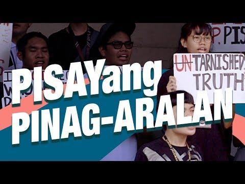 Stand For Truth: Philippine Science High School, sangkot sa kontrobersiya!
