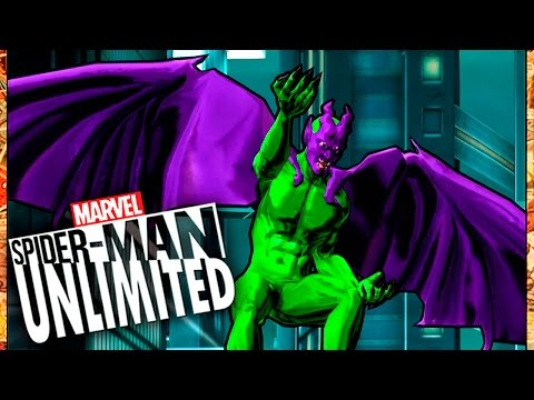 Hodgepodgedude играет Spider-man Unlimited #41 (2 сезон)