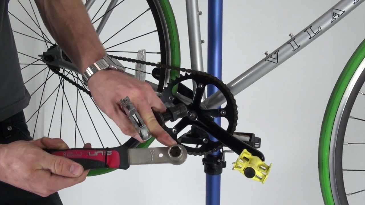 Bicycle Crank Puller