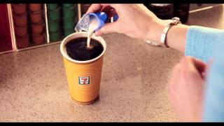 7-Eleven Coffee Recipes: The Eiffel Tower