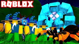 How To Defeat The Queen Spider Roblox Army Control Simulator