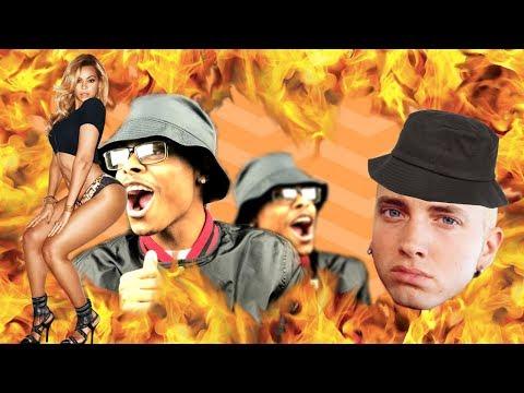 The BEST RAPPER ALIVE RETURNS! | Eminem FT. Beyonce -Walk On Water | Reaction