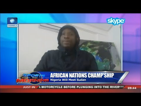 Channels TV Correspondent With Updates From African Nations Champ Pt 1 | Sports This Morning |