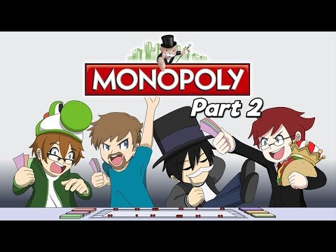 Monopoly: The World Edition - with CharlesCBernardo, PraisedScooter, and Sephazon! (Part 2) (2017)