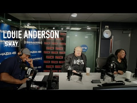 "Louie Anderson Tells the Amazing Story Behind How He Got the Role in ""Coming To America"""
