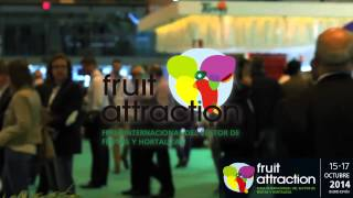 Fruit Attraction Madrid 2014 con Melón Platinum
