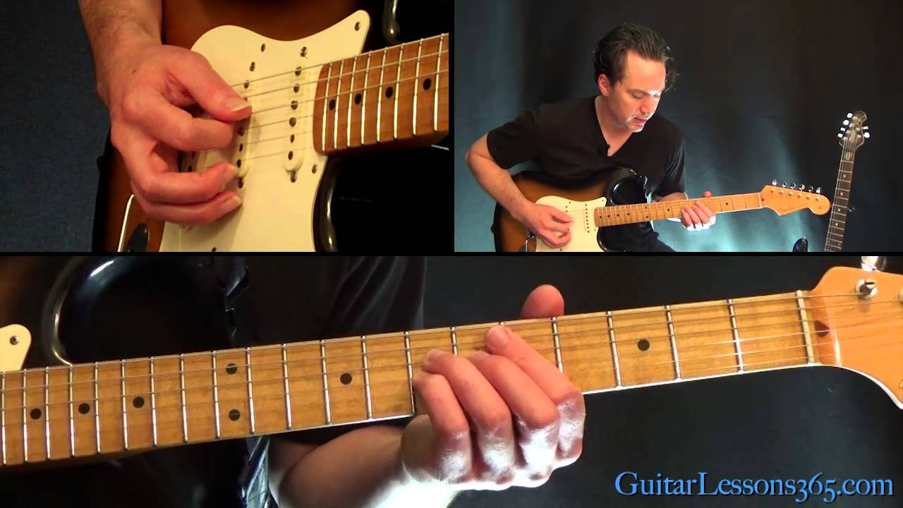 Gimme Shelter Guitar Lesson The Rolling Stones Youtube