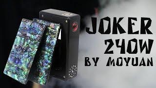 Joker 240W by Moyuan | красивый варивольт<