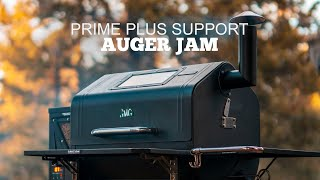 Fixing an Auger Jam  |  Prime Plus Support  |  Green Mountain Grills
