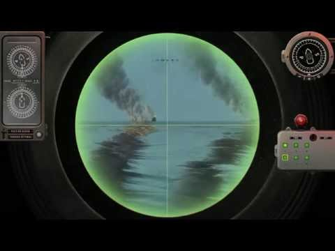 Alfa class submarine firing SLBM