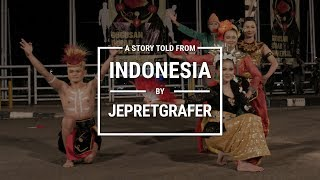 Dance Performance, Kamilau Intan Arts Studio - World Dance Day 2019, Banjarbaru, South Kalimantan
