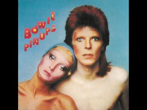 David Bowie - I Wish You Would / I Can't Explain
