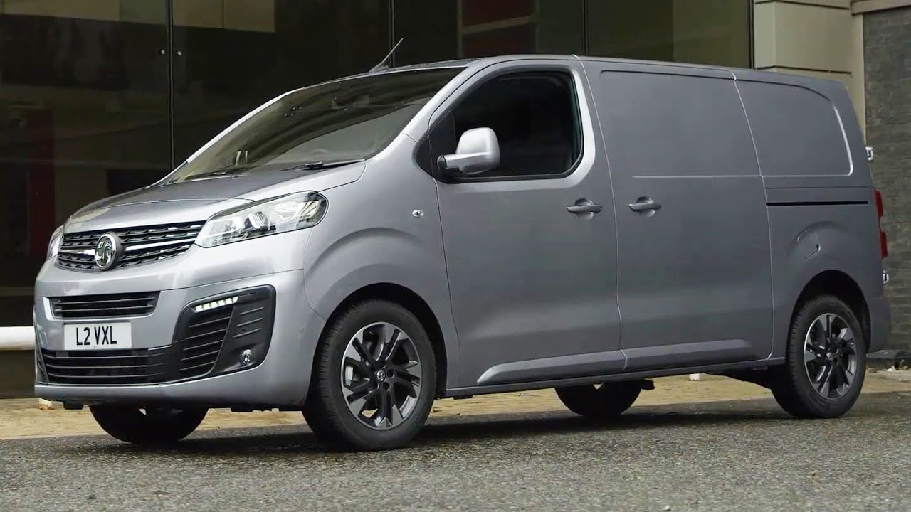 2020 Vauxhall Vivaro Panel Van Exterior Interior Youtube