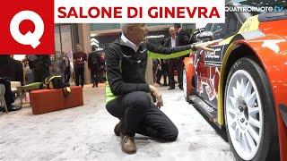 A Ginevra con Paolo Massai: l'aerodinamica delle auto da corsa - Salone di Ginevra 2019