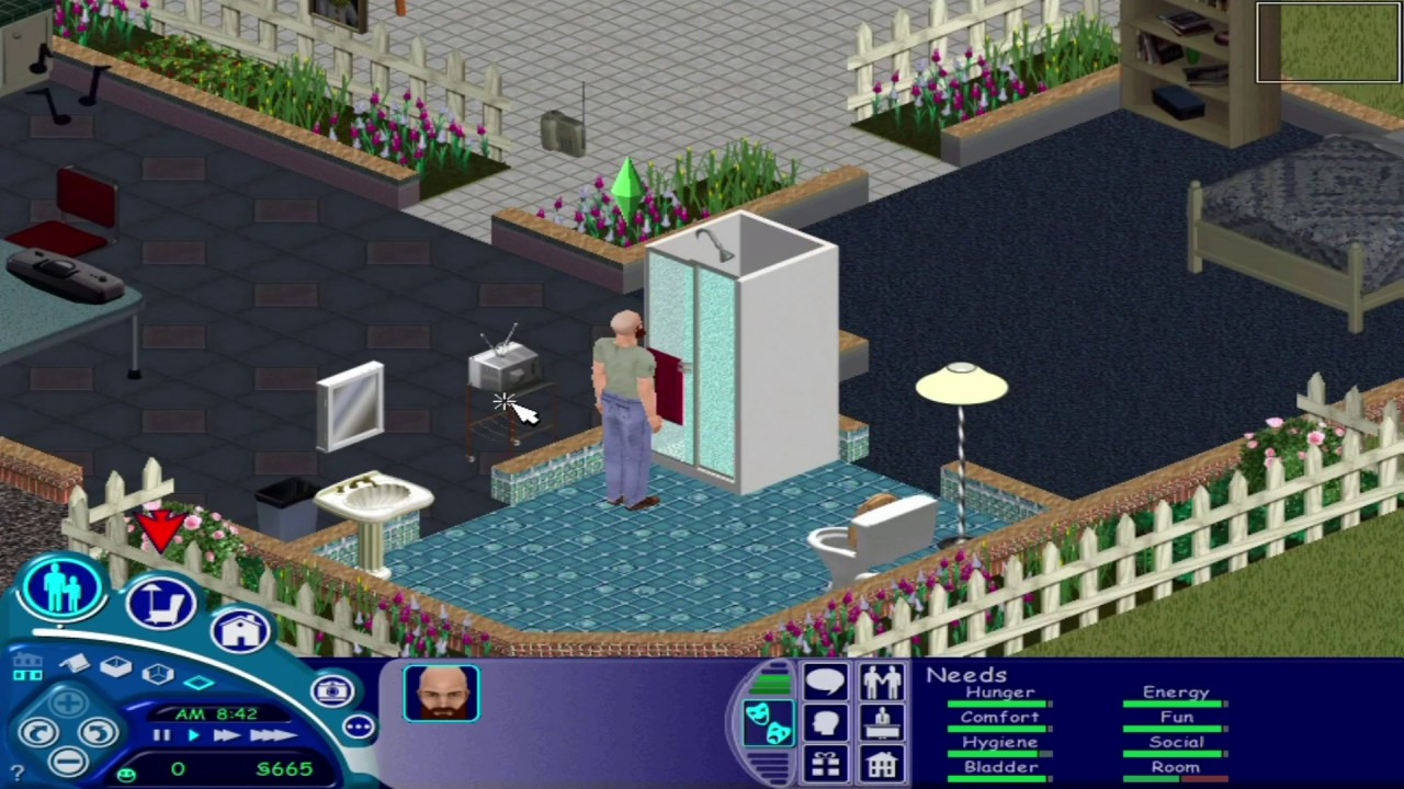 The Sims 1- Original Tutorial - YouTube