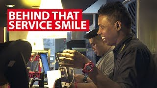 Behind That Service Smile | Don't Make Us Invisible | CNA Insider