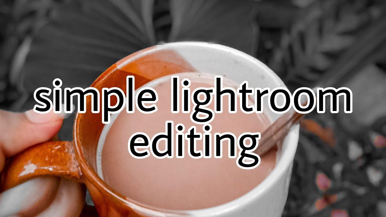 simple lightroom editing   tutorial   oppo A5S cam   TEAM ONSI