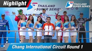 TSS 2015 Round 1 ( Hilight) @Chang International Circuit, Buriram