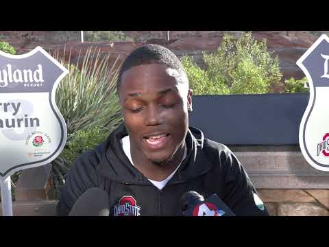 Terry McLaurin: Ohio State receiver talks at Disneyland ahead of Rose Bowl