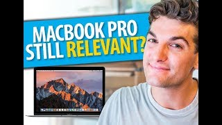 Is The Macbook Pro Still Relevant for Graphic Design in 2018?