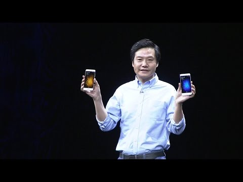 China's Xiaomi Brand Releases New Smart Phone
