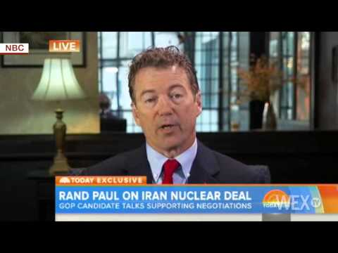 Rand Paul clashes with NBC's Savannah Guthrie