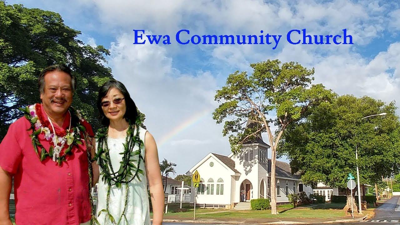 Installation Service - Ewa Community Church