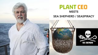PLANT CEO #48 - Insights from Captain Paul Watson Sea Shepherd and Seaspiracy