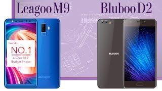 Инфо. Leagoo M9 и Bluboo D2 бюджетники