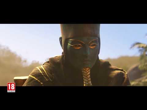 Assassin's Creed Origins - Gamescom 2017 CGI Trailer