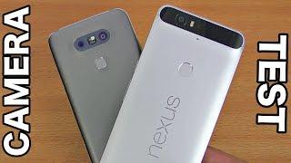 LG G5 vs Nexus 6P - Camera Test! (4K)
