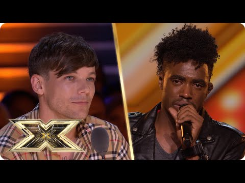 Dalton Harris brings big emotion to his BREATHTAKING X Factor Audition | The X Factor UK