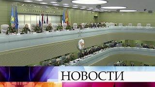 Вооруженные силы РФ сосредоточатся на развитии инфраструктуры в Арктике и на западе страны.