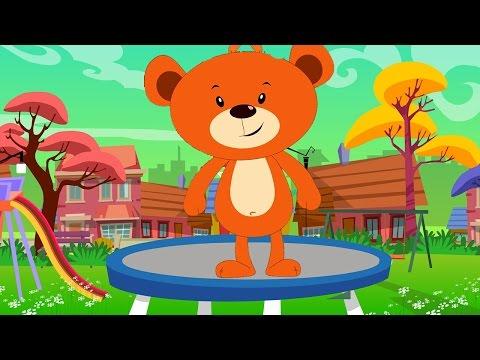 Teddy Bear Teddy Bear Turn Around Song – Kids Rhymes