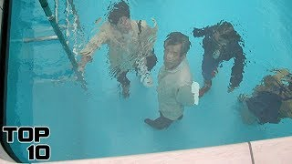 top 10 craziest swimming pools that actually exist