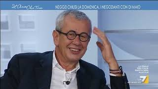Diego Fusaro: 'Domeniche lavorative: dobbiamo mettere un freno al capitalismo'