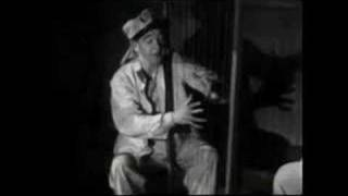laurel and hardy - bed harp