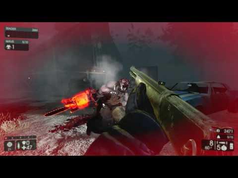 Killing Floor 2: LAR Sharpshooter Challenge HoE Long Game w/Patriarch