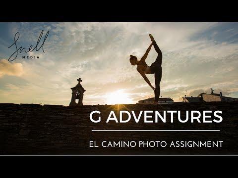 G Adventures El Camino Galicia Spain Travel Vlog