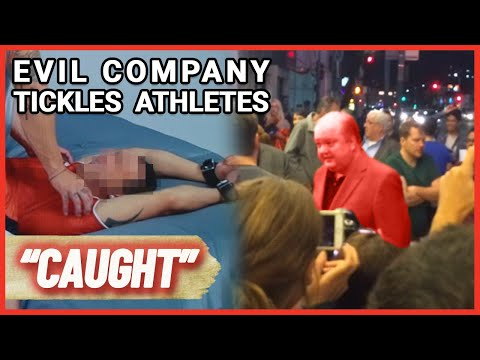 David D'Amato : Real Life Tickle Monster : CAUGHT from YouTube · Duration:  9 minutes 25 seconds