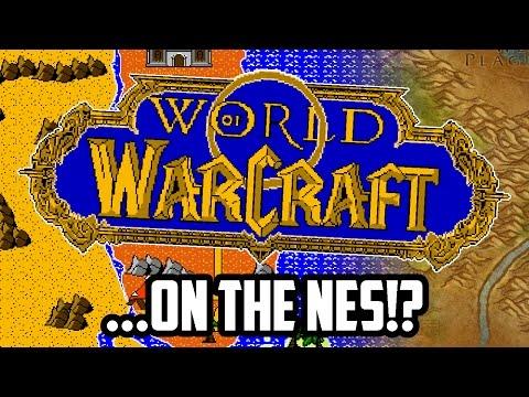 World of Warcraft on the NES?!