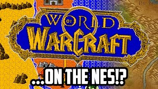 World of Warcraft on the NES?!