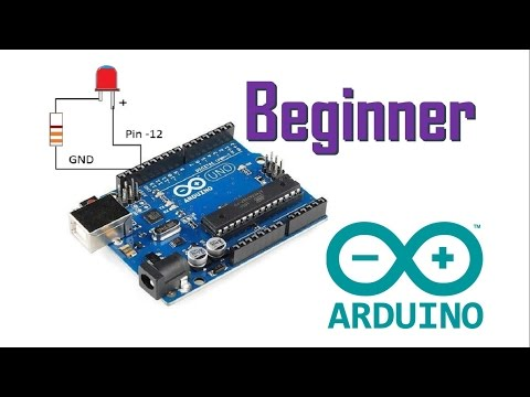 Quick Start With Arduino - For Beginners