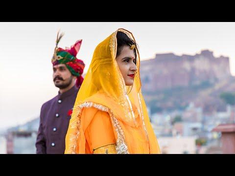 Bride's Haldi Wedding Highlight