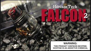 FALCON II Subohm Tank By HorizonTech ~Vape Tank Review~