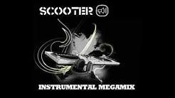 Scooter Instrumental Megamix