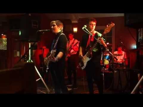 Take Aim, live at Bar Red, Kings Lynn
