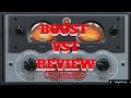 review: Sample Magic Boost VST plugin