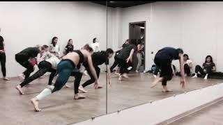 Мастер класс от Ильшата Шабаева‼️Победитель танцы на ТНТ 1 сезон.Contemporary😻